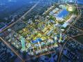 [天津]双城结构城市总�缣骞婊�设计方案