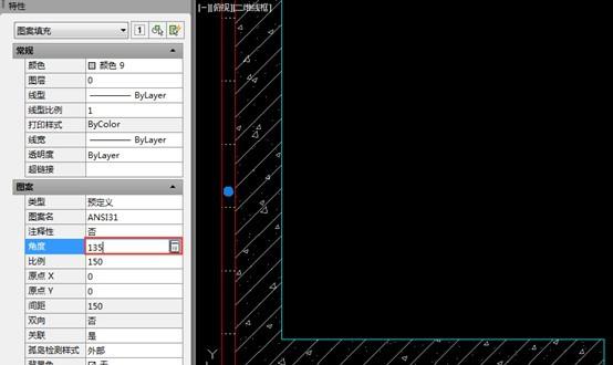 CAD制图初学入门不得不了解的CAD填充问题-6