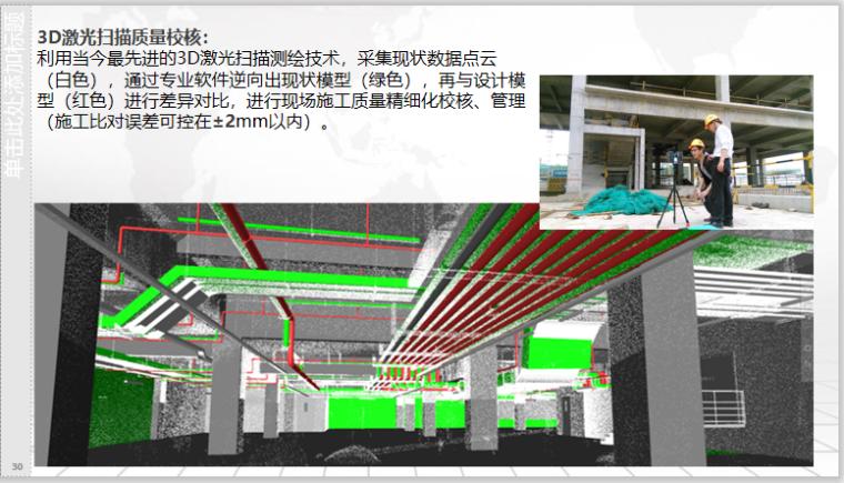 3D激光扫描质量校核