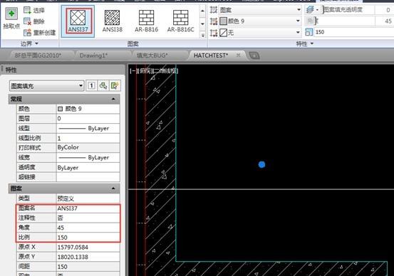 CAD制图初学入门不得不了解的CAD填充问题-7