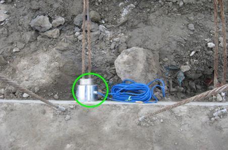 基坑监测方案设计-土层锚杆拉力监测