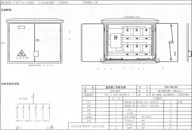 详细:三级配电二级漏保、一机一闸一漏一箱_14