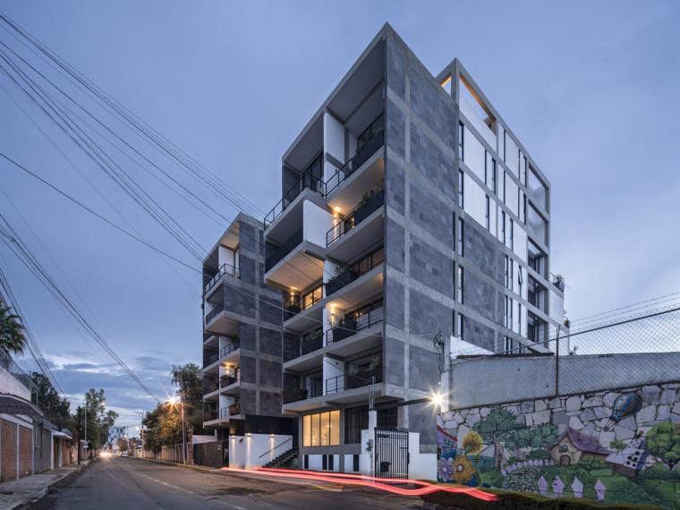 墨西哥高层复式公寓-00