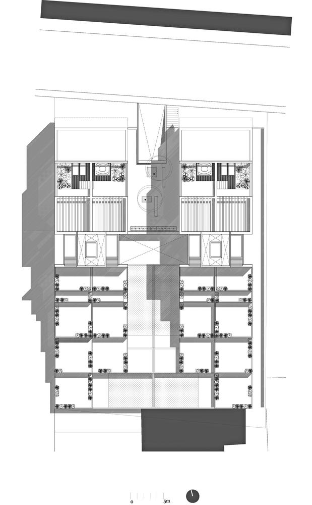 墨西哥高层复式公寓-planta_conjunto