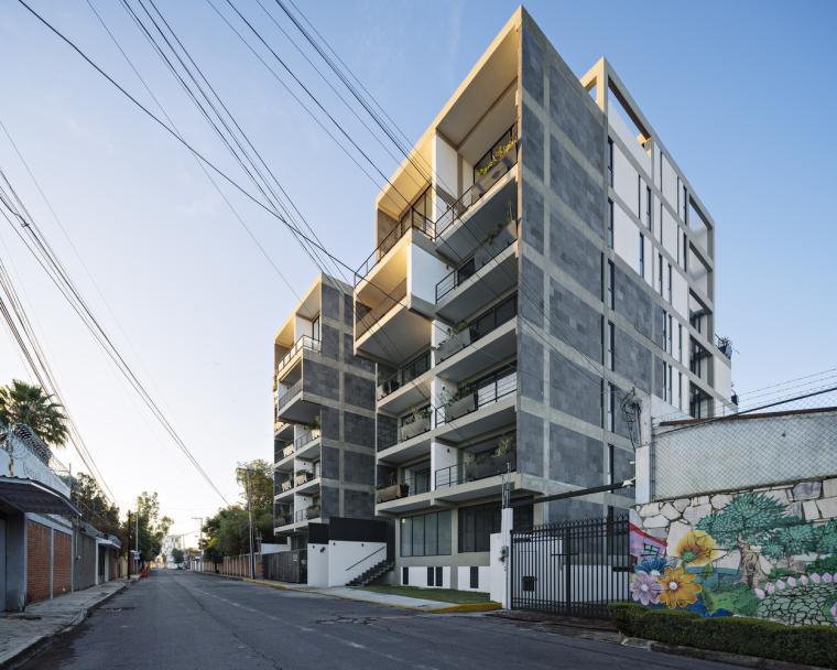 墨西哥高层复式公寓-terrazas_tadeo_-_3