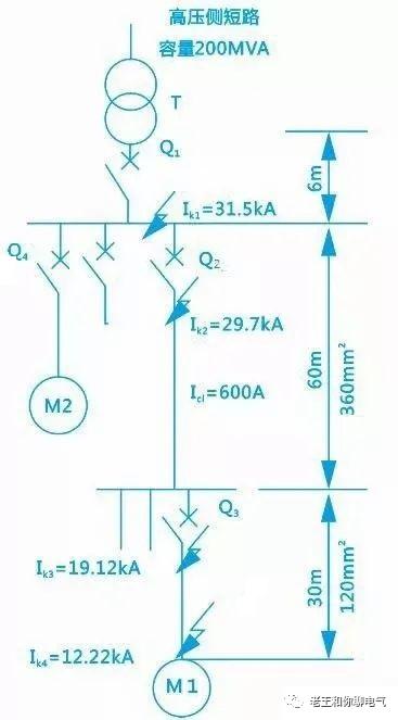 教你如何选配电系统各级断路器!_1