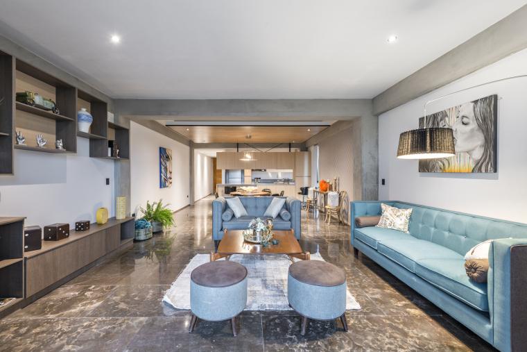 墨西哥高层复式公寓-terrazas_tadeo_-_10