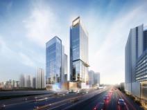 25层框剪结构商业楼项目施工组织设计