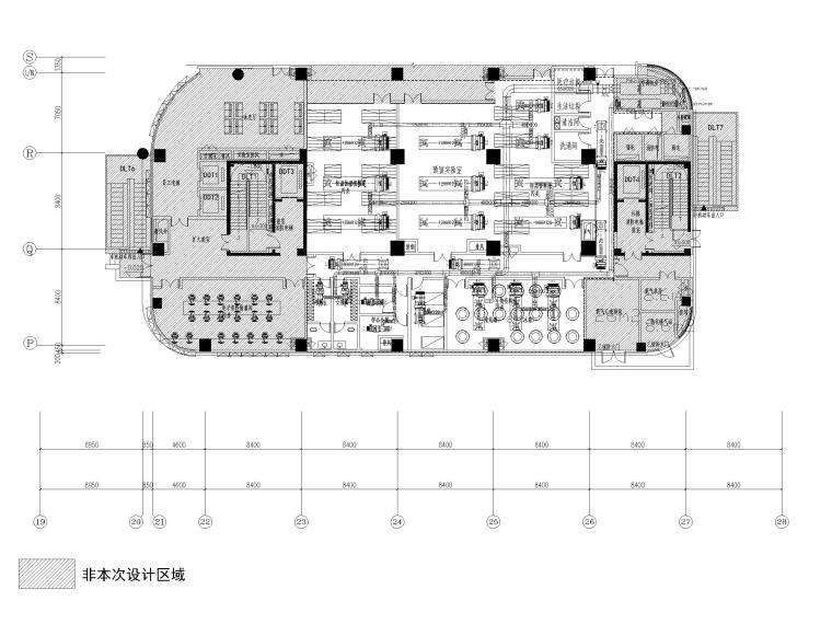 农贸市场通风设置资料下载-[广州]医院洁净空调通风设计暖通施工图2020