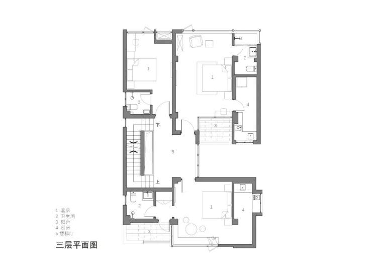 梯田之家,乡村住房的建造规则_32