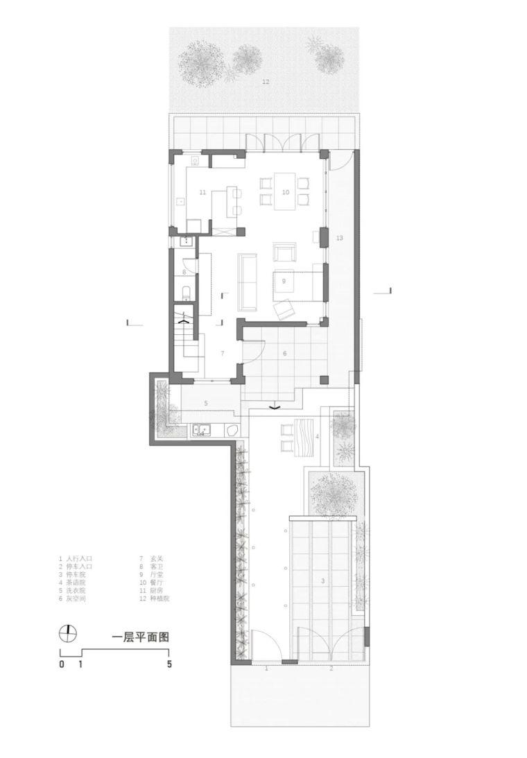 梯田之家,乡村住房的建造规则_30