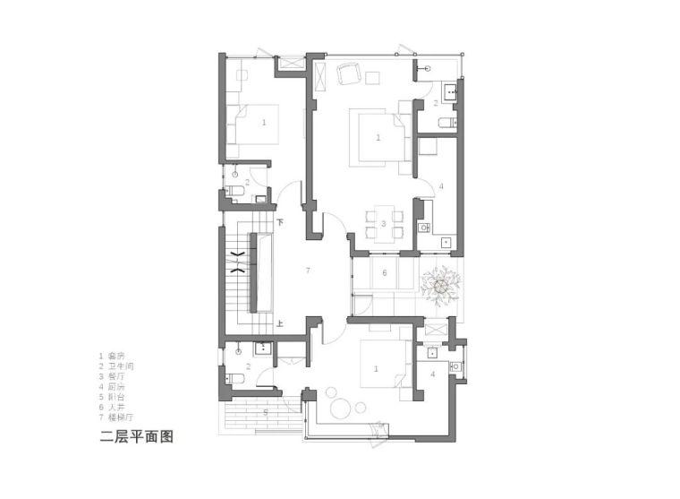 梯田之家,乡村住房的建造规则_31