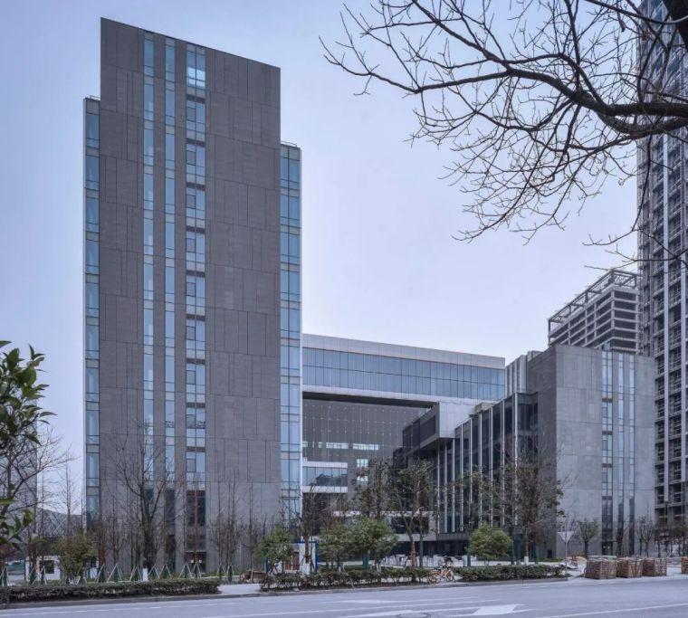 全球最大的路由器制造商(TP-LINK)办公建筑_8