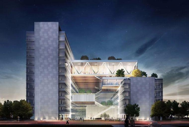 全球最大的路由器制造商(TP-LINK)办公建筑_20