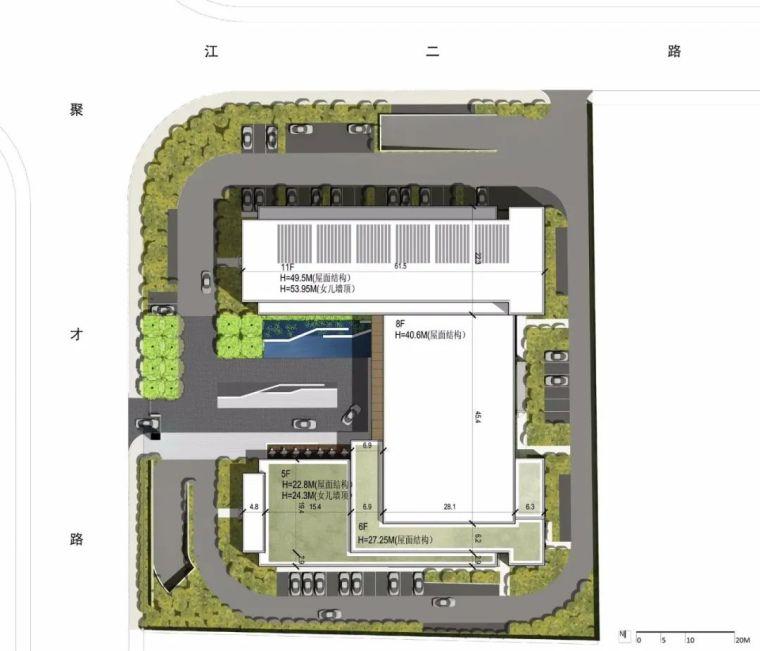 全球最大的路由器制造商(TP-LINK)办公建筑_23