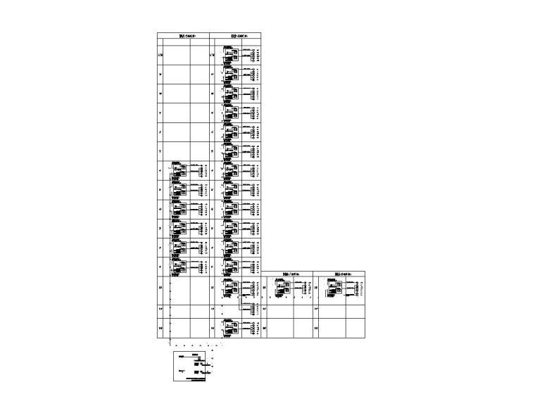 [广东]人民医院门诊楼电气施工图(2020)-10综合布线系统图