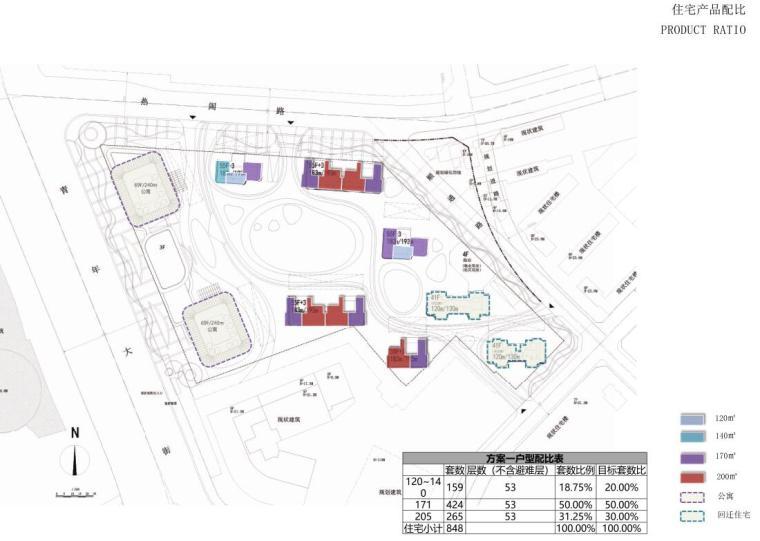 [沈阳]商业+超高层公建化豪宅建筑方案设计-住宅产品