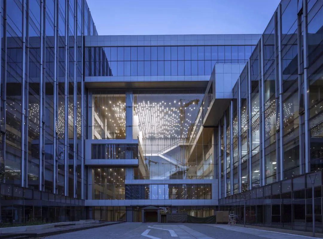 全球最大的路由器制造商办公建筑