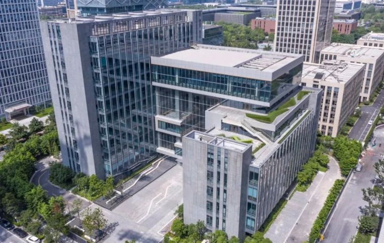 全球最大的路由器制造商(TP-LINK)办公建筑_3