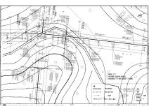 新建道路给排水工程施工图预算表及招标文件