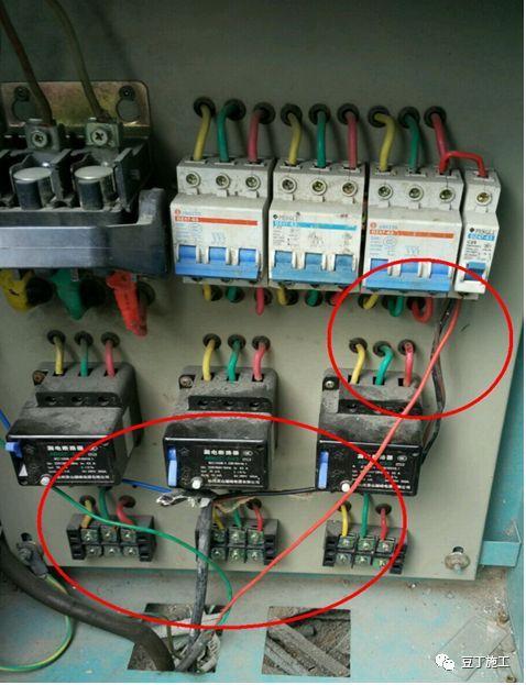 现场临电安全规范和常见隐患(图文结合)_121