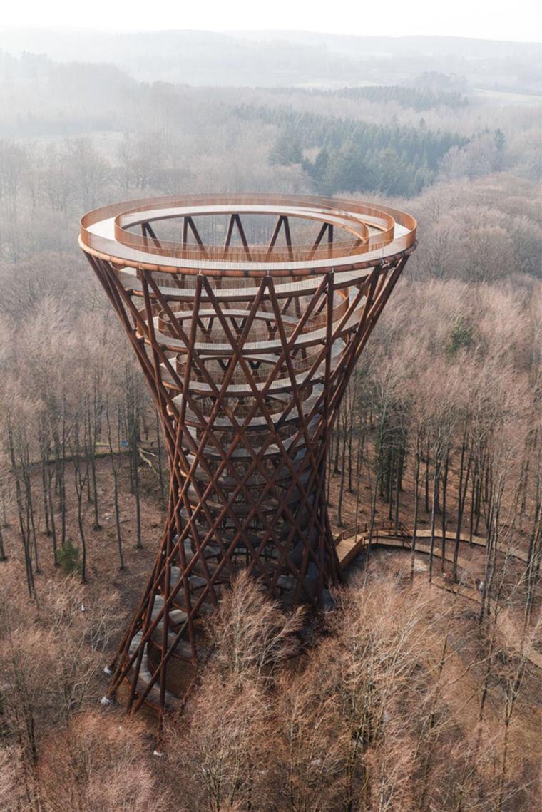 [案例解析]丹麦螺旋观光塔设计_25