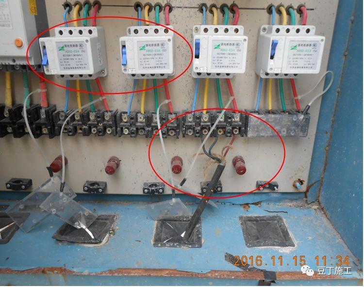 现场临电安全规范和常见隐患(图文结合)_124