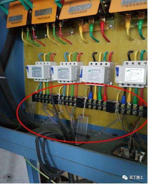 现场临电安全规范和常见隐患(图文结合)_126