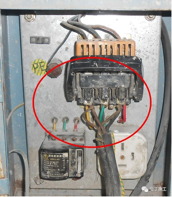 现场临电安全规范和常见隐患(图文结合)_127
