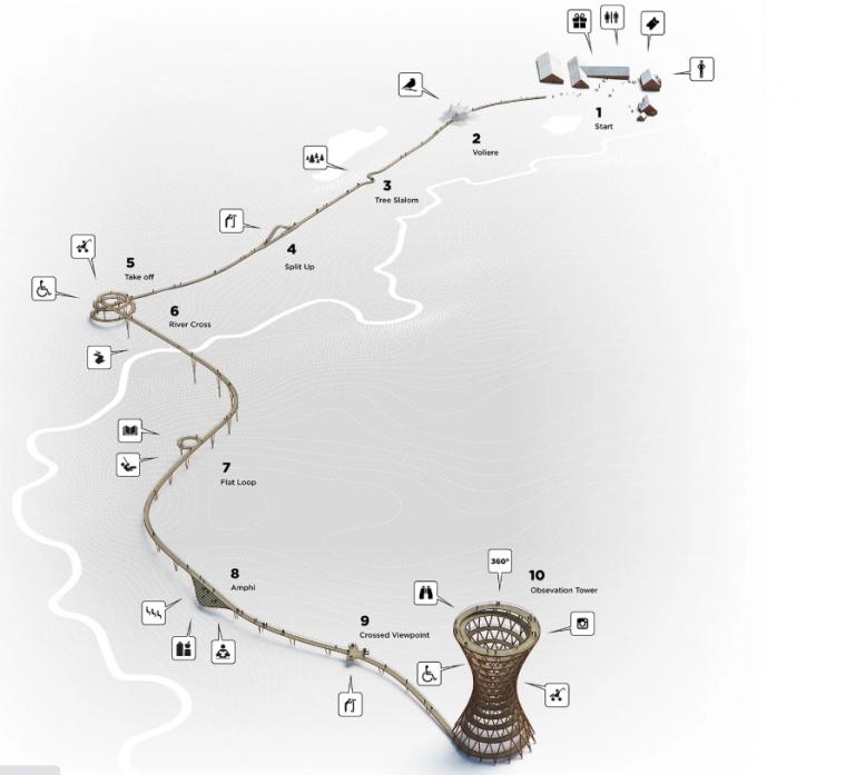 [案例解析]丹麦螺旋观光塔设计_2
