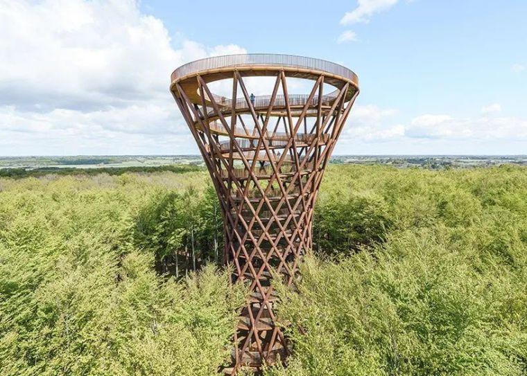 [案例解析]丹麦螺旋观光塔设计_1
