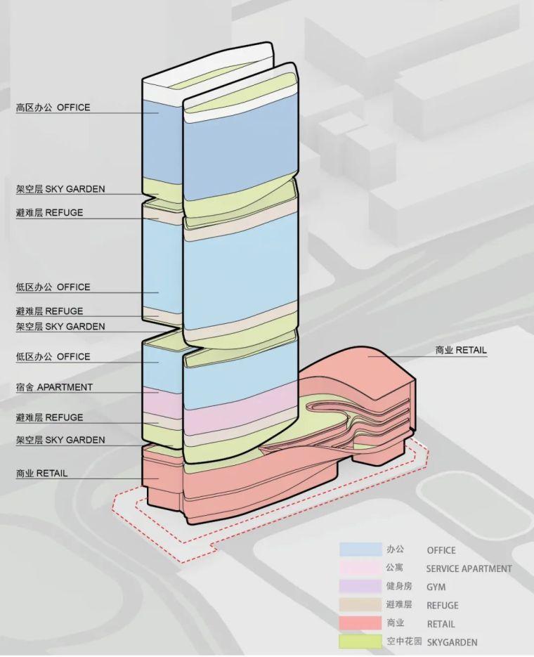 Aedas新作|深圳吉盟水贝国际珠宝中心_7