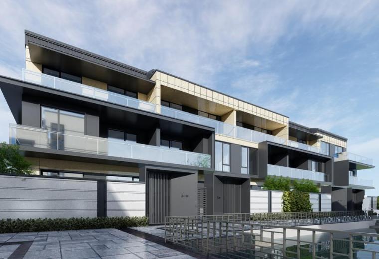 [浙江]知名企业住宅+别墅建筑立面设计-知名企业住宅+别墅建筑立面设计 (3)