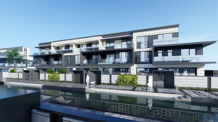 [浙江]知名企业住宅+别墅建筑立面设计-知名企业住宅+别墅建筑立面设计 (2)