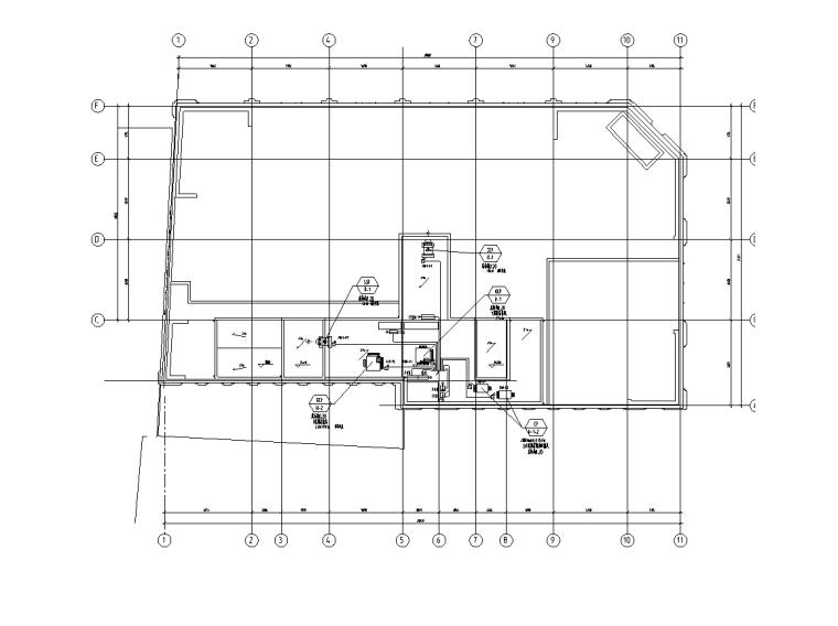 民用建筑电气照明图纸资料下载-高层民用建筑室内装饰电气施工图