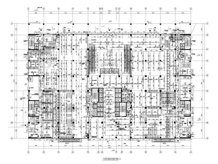 欧式二层滨水咖啡厅图资料下载-[广州]医院扩建给排水施工图2020(大院出品)