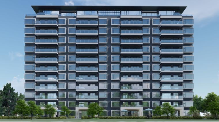 [浙江]知名企业住宅+别墅建筑立面设计-知名企业住宅+别墅建筑立面设计 (5)