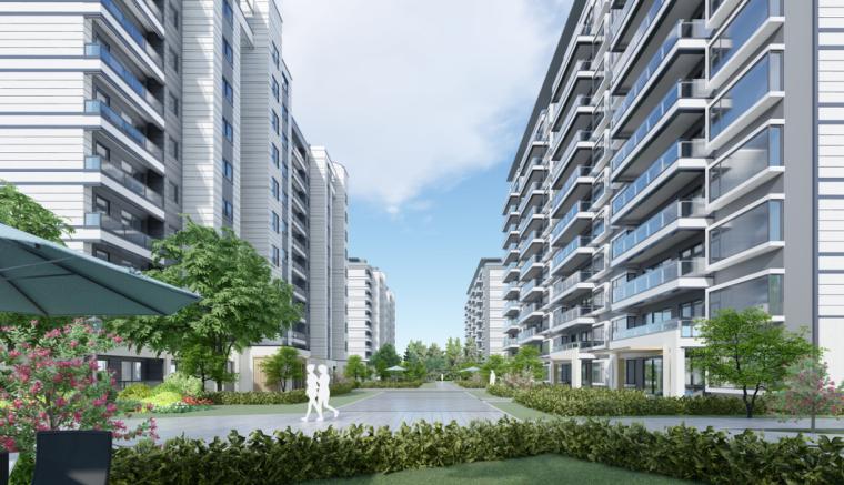[浙江]知名企业住宅+别墅建筑立面设计-知名企业住宅+别墅建筑立面设计 (1)