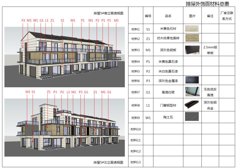 [浙江]知名企业住宅+别墅建筑立面设计-知名企业住宅+别墅建筑立面设计 (8)