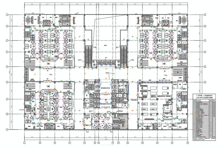医院整体扩建门诊综合楼导向标识专项施工图-7