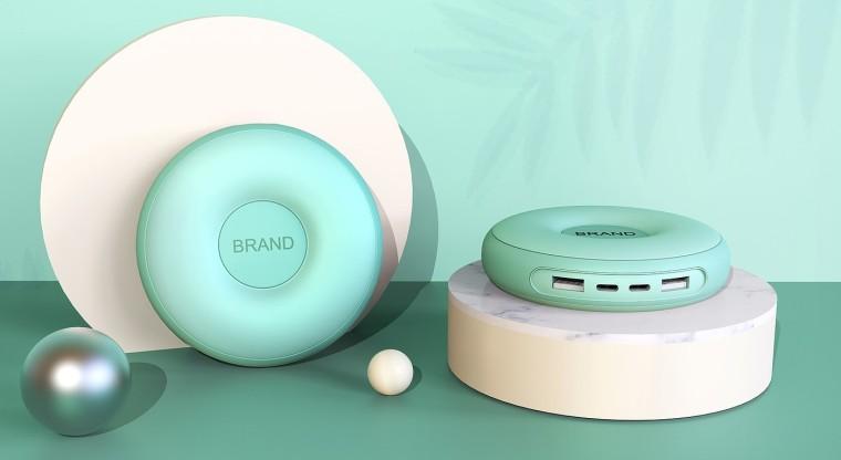 甜甜圈充电器-009d73e4493690e523d1401adb865517