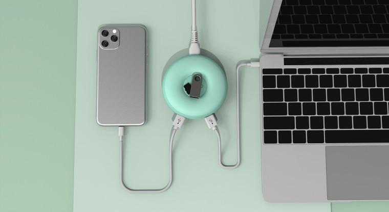 甜甜圈充电器-f61a64f6626dc8d8d49aeda566569874