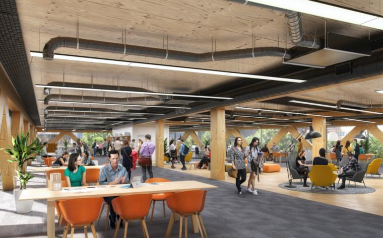 英国零碳办公楼落成,开启可持续设计新思路_8