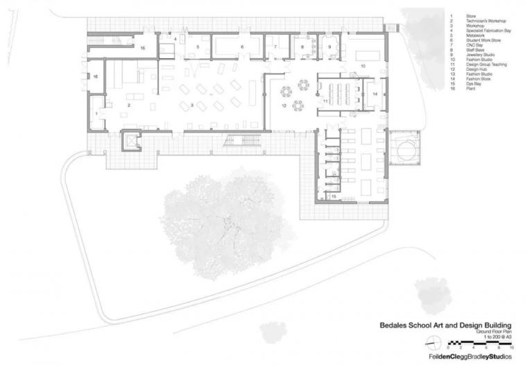 英国零碳办公楼落成,开启可持续设计新思路_20