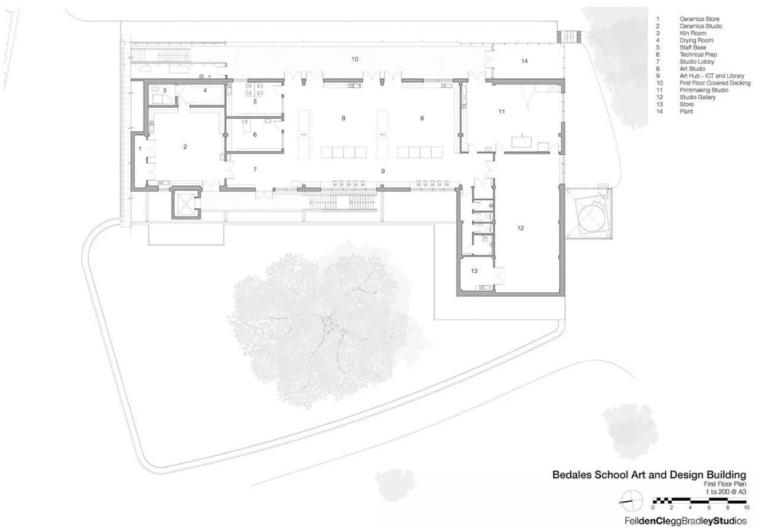 英国零碳办公楼落成,开启可持续设计新思路_22