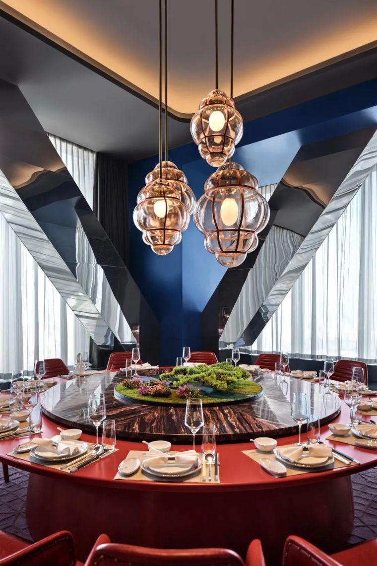 全球最高的三塔连体建筑_南京金鹰世界设计_25