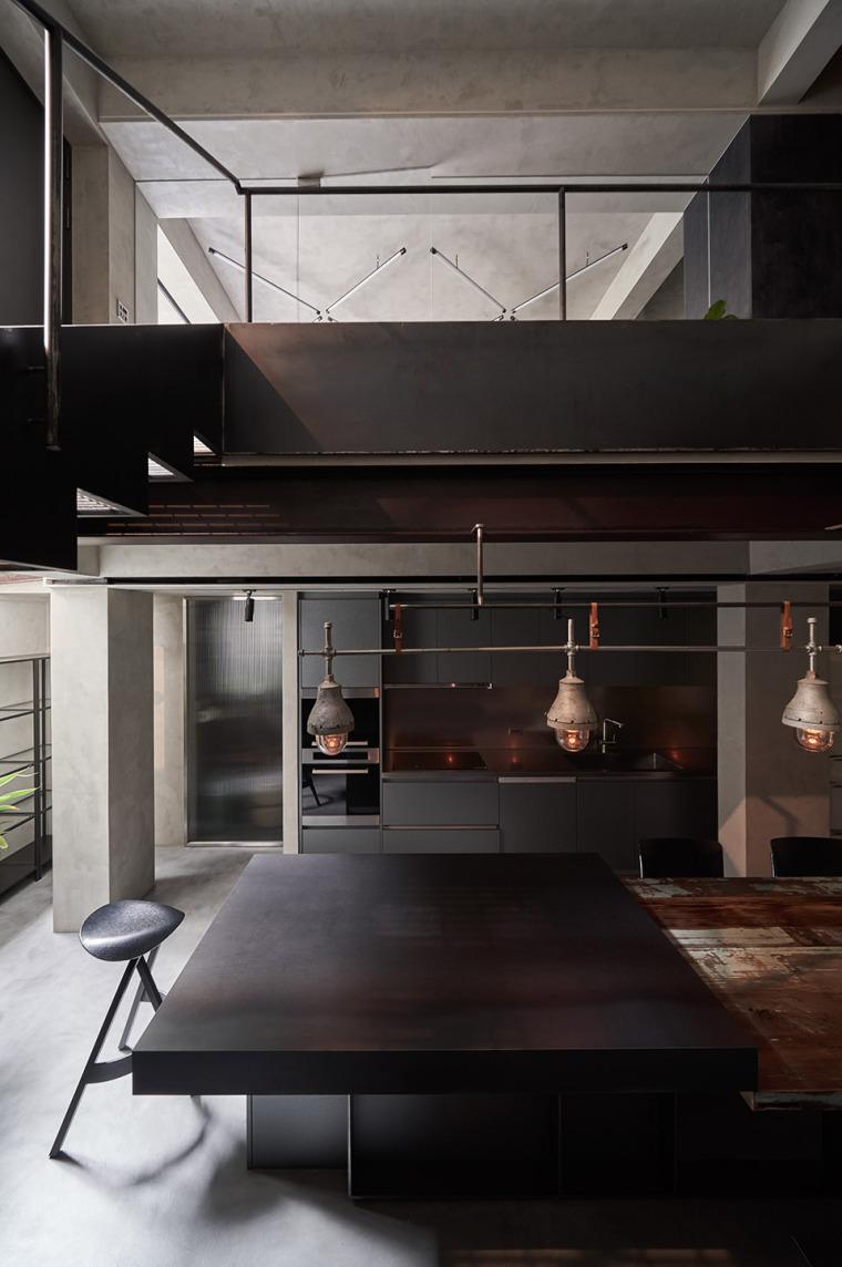 台北士东许宅-9-House-H-Taipei-by-KC-design-studio