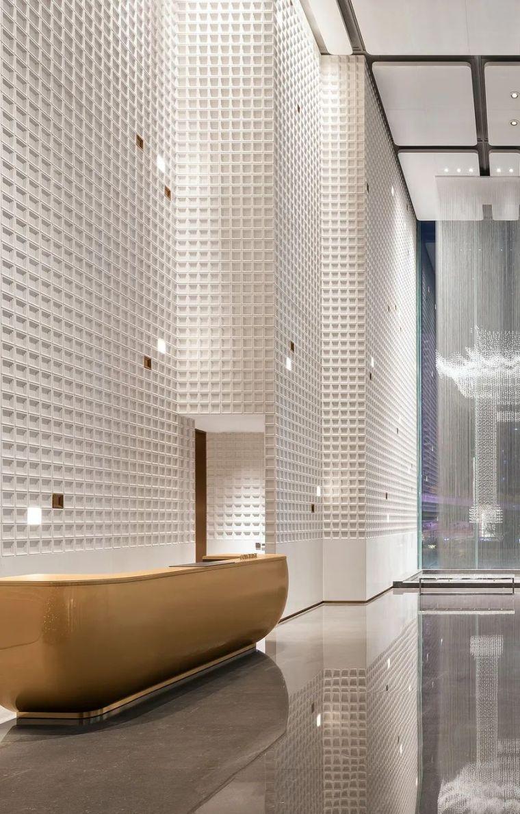 全球最高的三塔连体建筑_南京金鹰世界设计_13