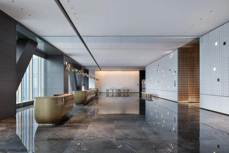 全球最高的三塔连体建筑_南京金鹰世界设计_15