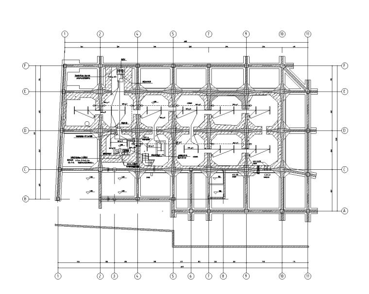民用建筑电气照明图纸资料下载-南京高层民用建筑室内装饰综合工程电气图纸